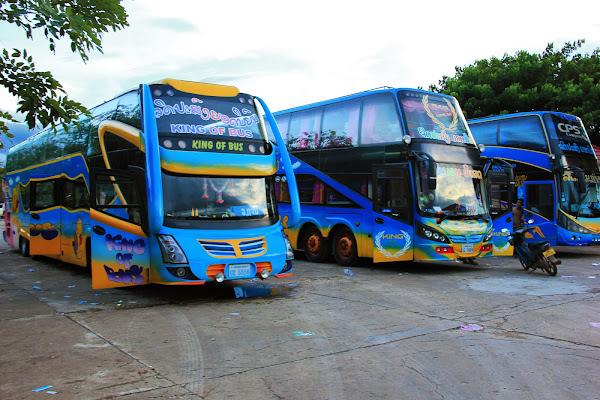 Transportation in Pakse
