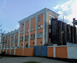 Миргород. Хлібозавод