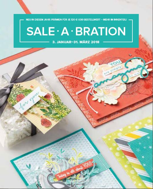 Sale-a-Bration, Teil 1