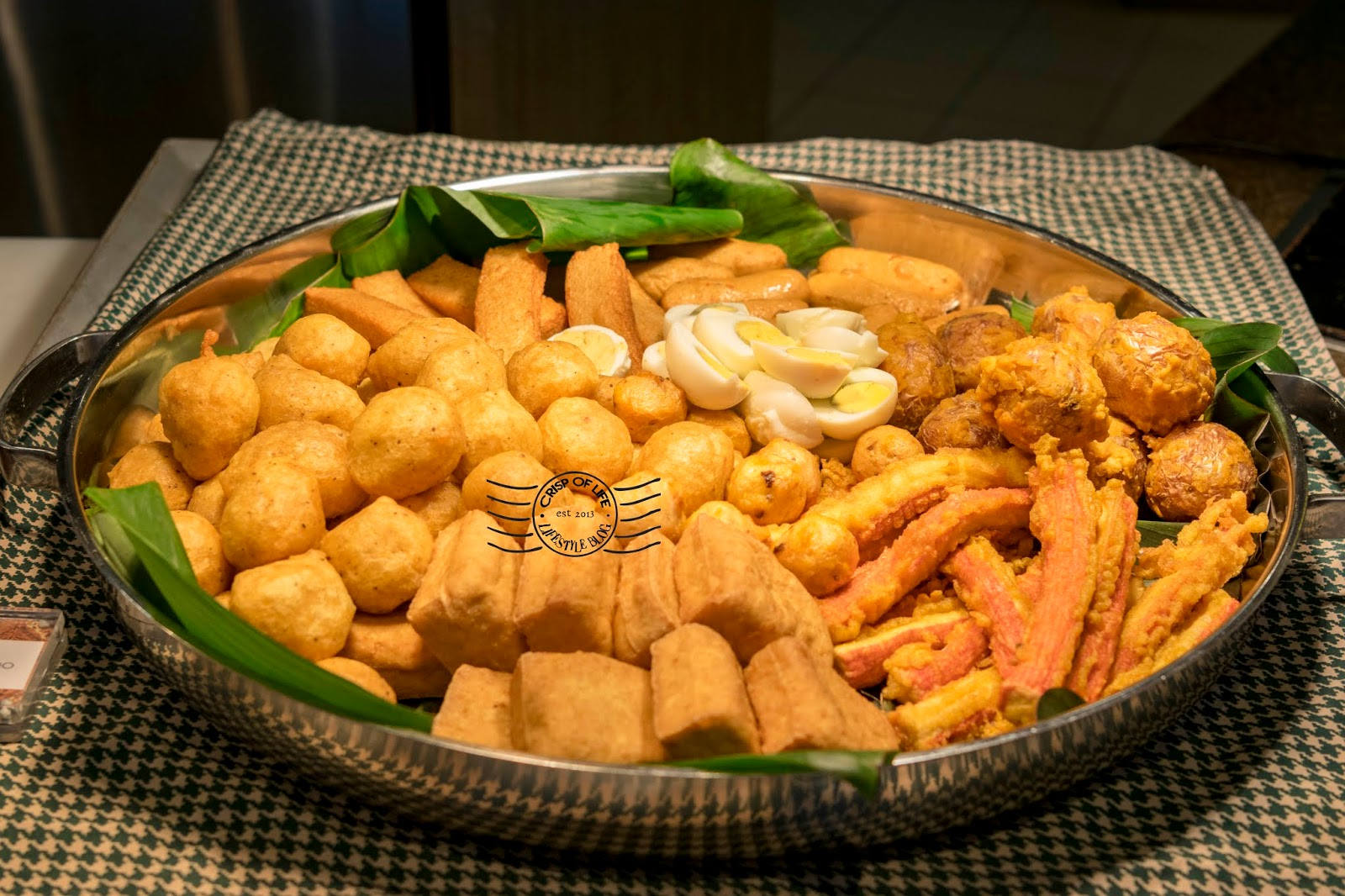Kampung Buffet with Traditional Local Dishes Every Friday @ Golden Sands Resort Penang