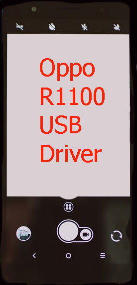 Oppo R1100 USB Driver Download