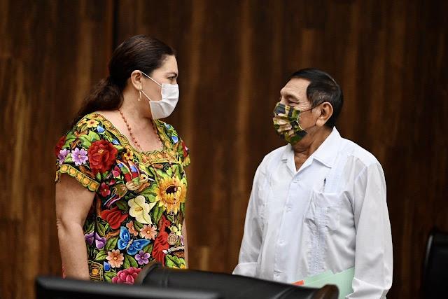 Diputados reciben las iniciativas para proteger a la mujer y evitar la violencia institucional