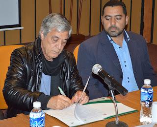 Prefeito e Secretário de Saúde de Teresópolis assinam o Coapes