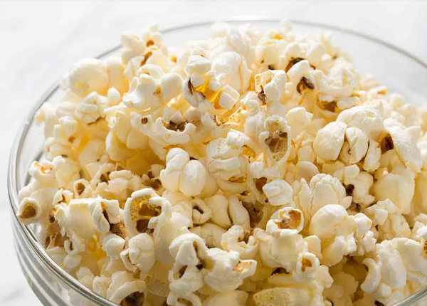 Benefits of popcorn for slimming