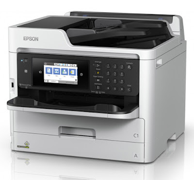 Epson WorkForce Pro WF-C5790DWF Driver Download