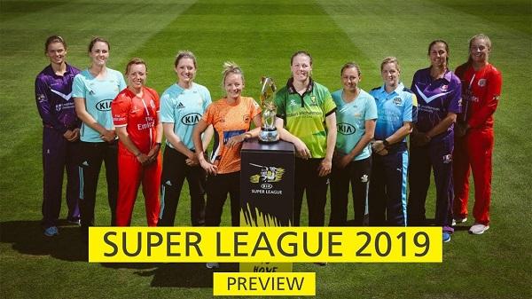 Womens Cricket Super League 2019