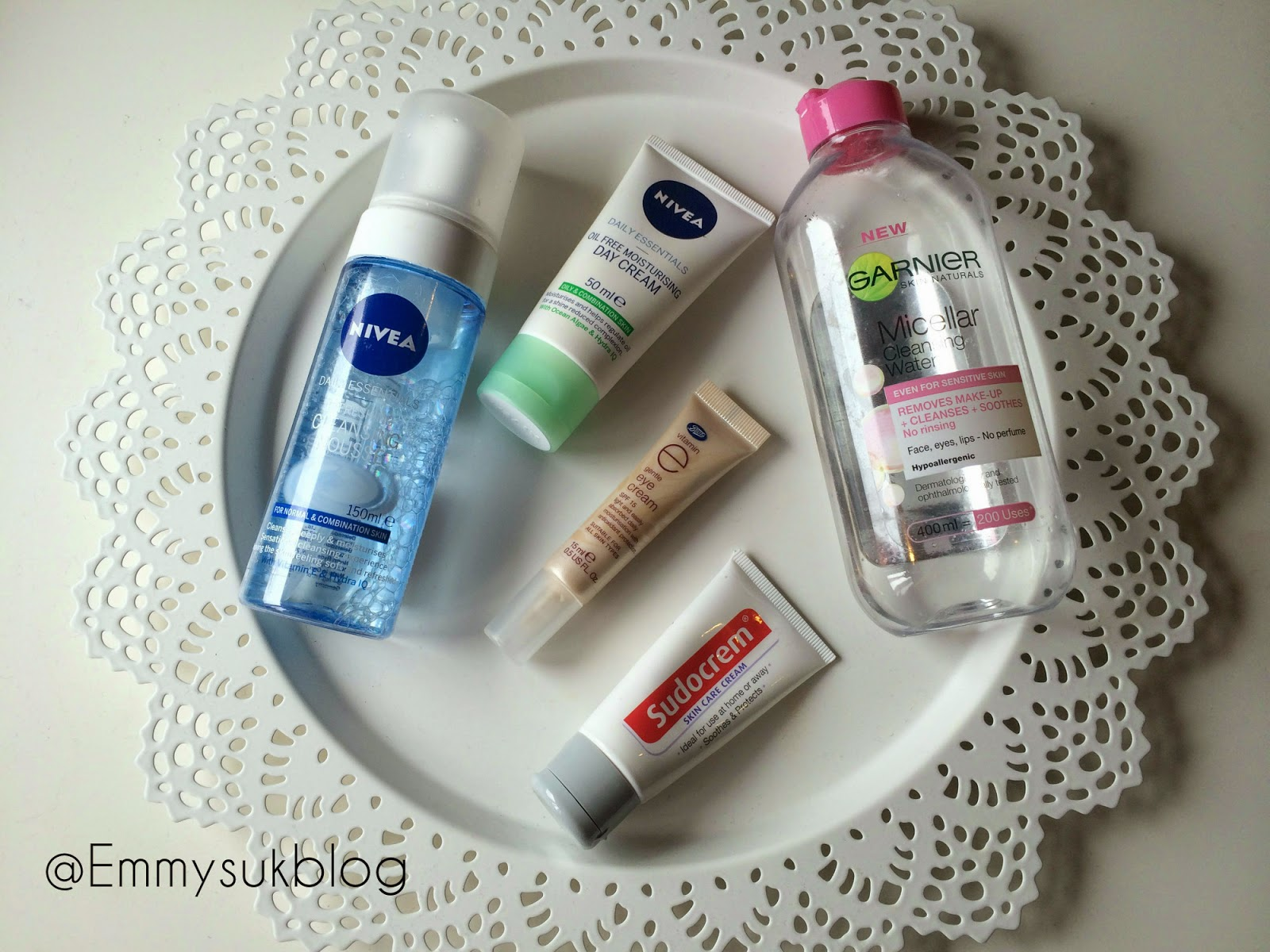 Skincare Routine For Oily Skin