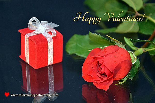 Happy Valentines from www.colormagicphotography.com