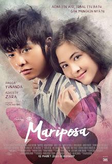 Sinopsis Film Mariposa (2020)