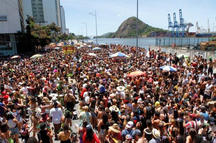 Carnaval em Vitória e Vila Velha - ES