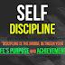 Great Self Discipline Quotes