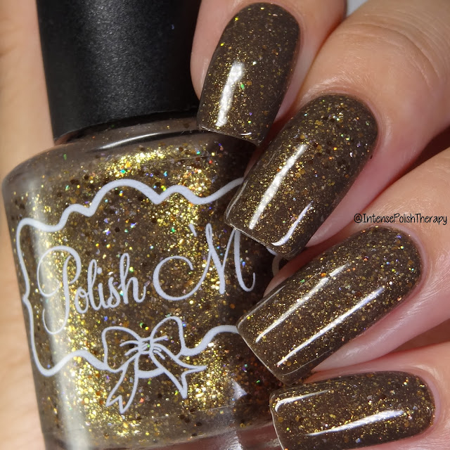 Polish 'M Campfire and Cocoa