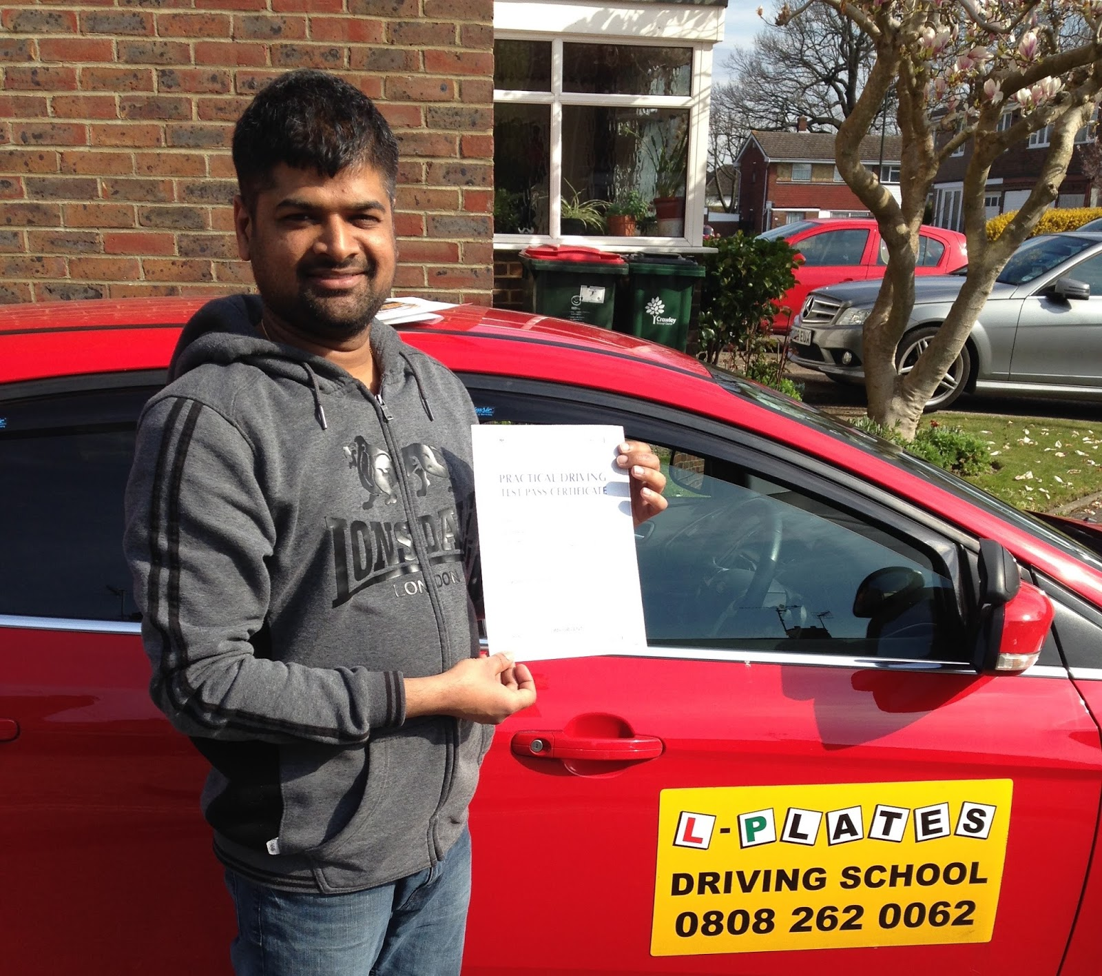 Driving School In Hastings With Automatic Car