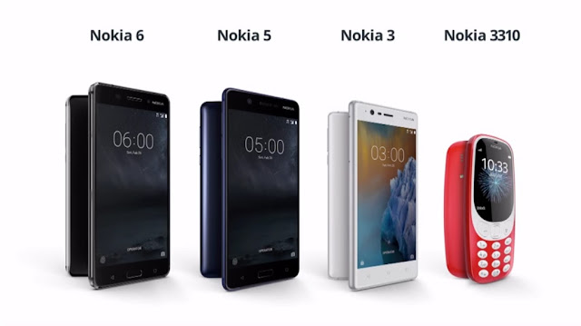 End of June, Nokia Android Smartphone Comes Worldwide