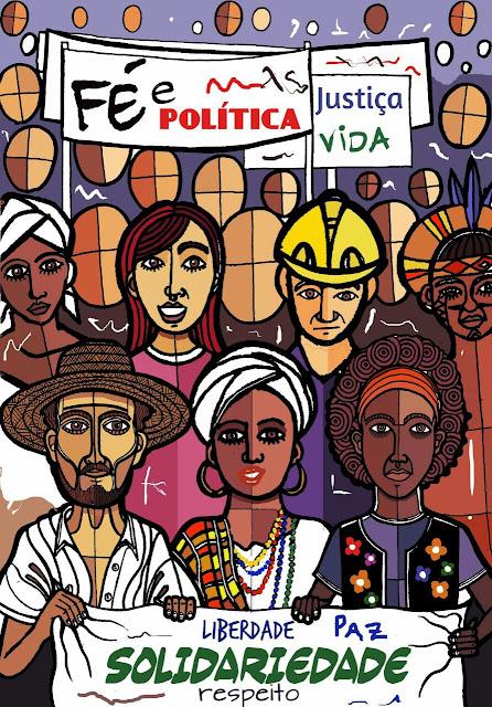 Projeto #FormAção: Fé e Política: História e Perspectivas.