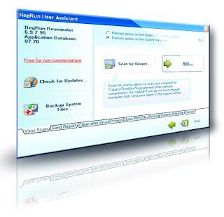 برنامج ازالة البرمجيات الخبيثة والمشبوهة RegRun Reanimator