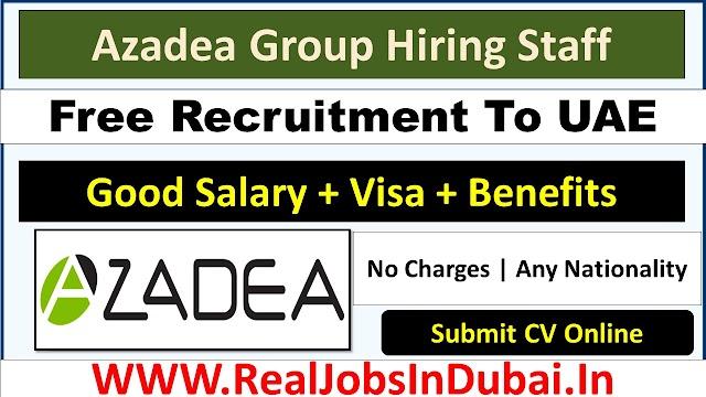 Azadea Group Jobs Vacancy and Openings