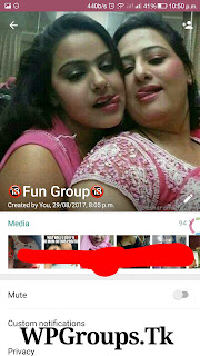 Hot & Sexy Aunty Whatsapp Group Links
