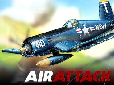 تحميل لعبة ( Air Attack) هجوم الطائرات  للكمبيوتر