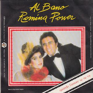 Musica serie 45 giri : Al Bano e Romina Power – Ci Sarà (1984)
