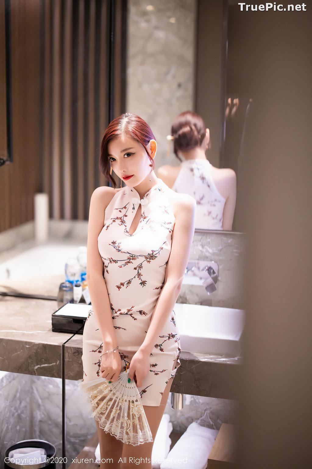 Image XIUREN No.2487 - Chinese Sexy Model - Yang Chen Chen (杨晨晨sugar) - TruePic.net - Picture-6