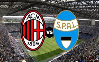 СПАЛ – Милан смотреть онлайн бесплатно 26 мая 2019 прямая трансляция в 21:30 МСК.