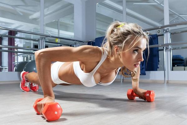 Musculación básica para mujeres