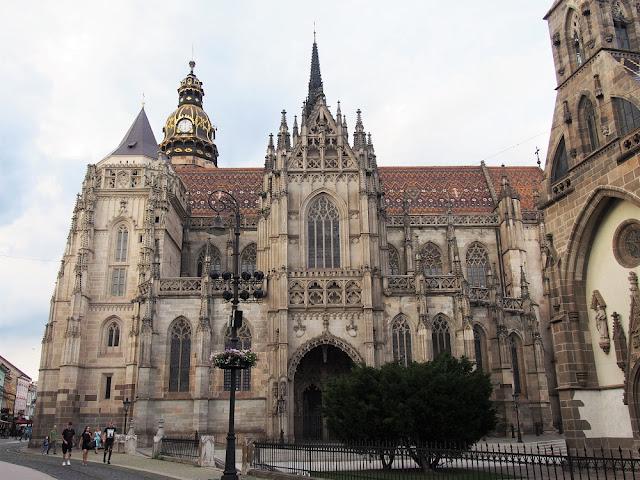 goticky dom svatej alzbety kosice
