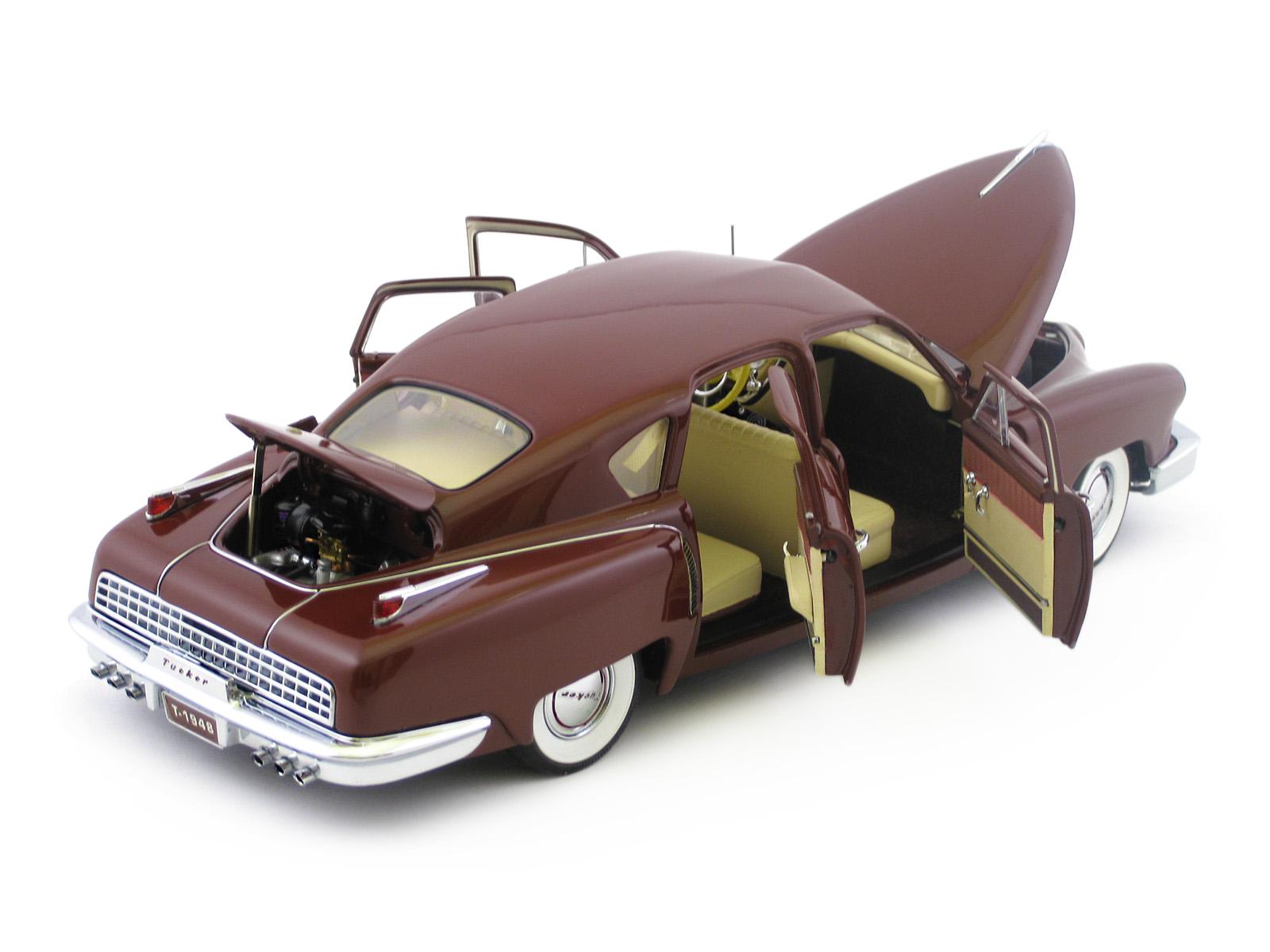 1948 tucker tin goose prototype danbury mint for The danbury