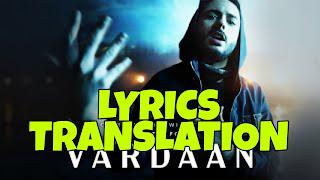 Vardaan Lyrics in English   With Translation   – CarryMinati