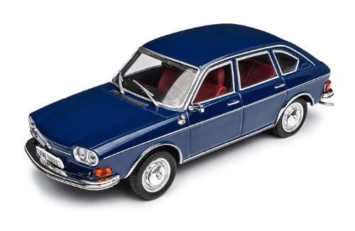 volkswagen 411 le deagostini, volkswagen 411 le 1:43, volkswagen 411 le, volkswagen 411 le 1970, volkswagen offizielle modell sammlung, vw offizielle modell sammlung