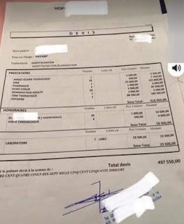 لا يصدق.. مصحة خاصة بأكادير تطالب مريضا بأداء 50 مليونا بعد شفائه من كورونا