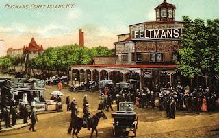 El establecimiento de Feltman, o cómo unas salchichas pueden crear un imperio