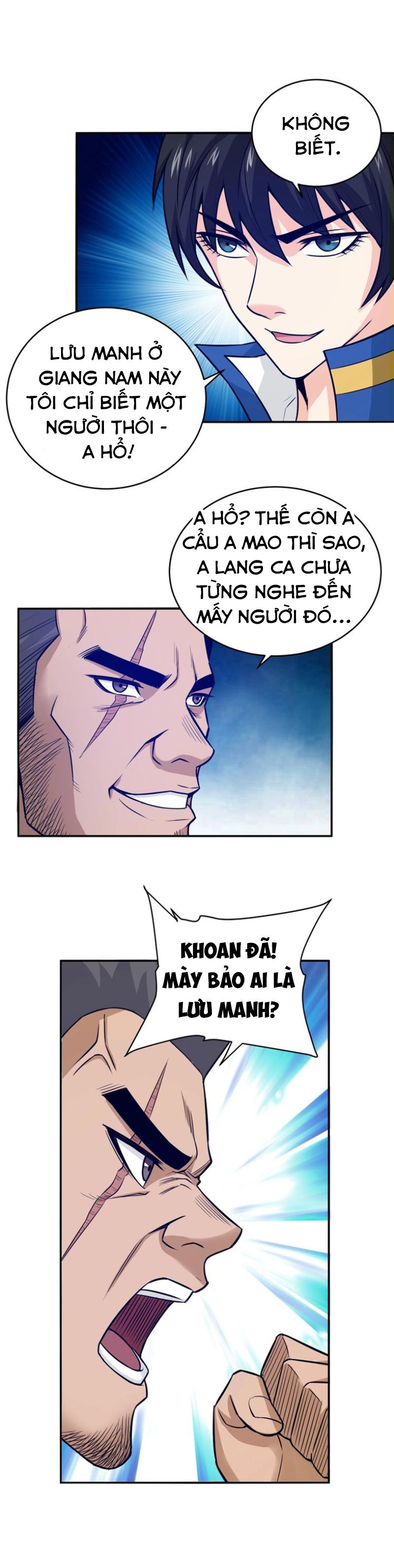 Rich Player - Người Chơi Khắc Kim Chapter 35 video - truyenmh.com
