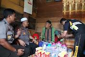 Hut TNI ke-74 Tahun 2019, Kapolda Sulbar Kunjungi Para Purnawirawan TNI
