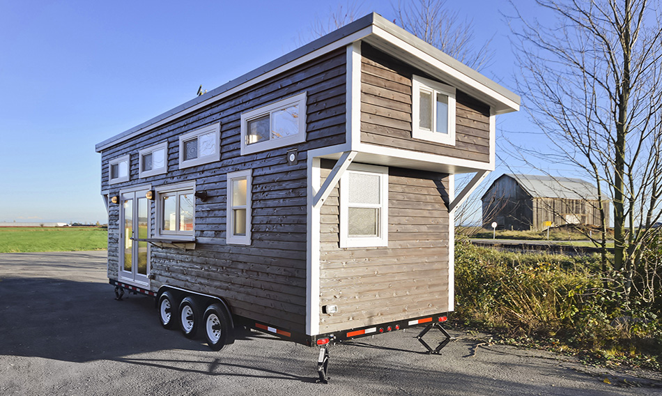 Tiny House Town Mint Tiny House Company Custom Home