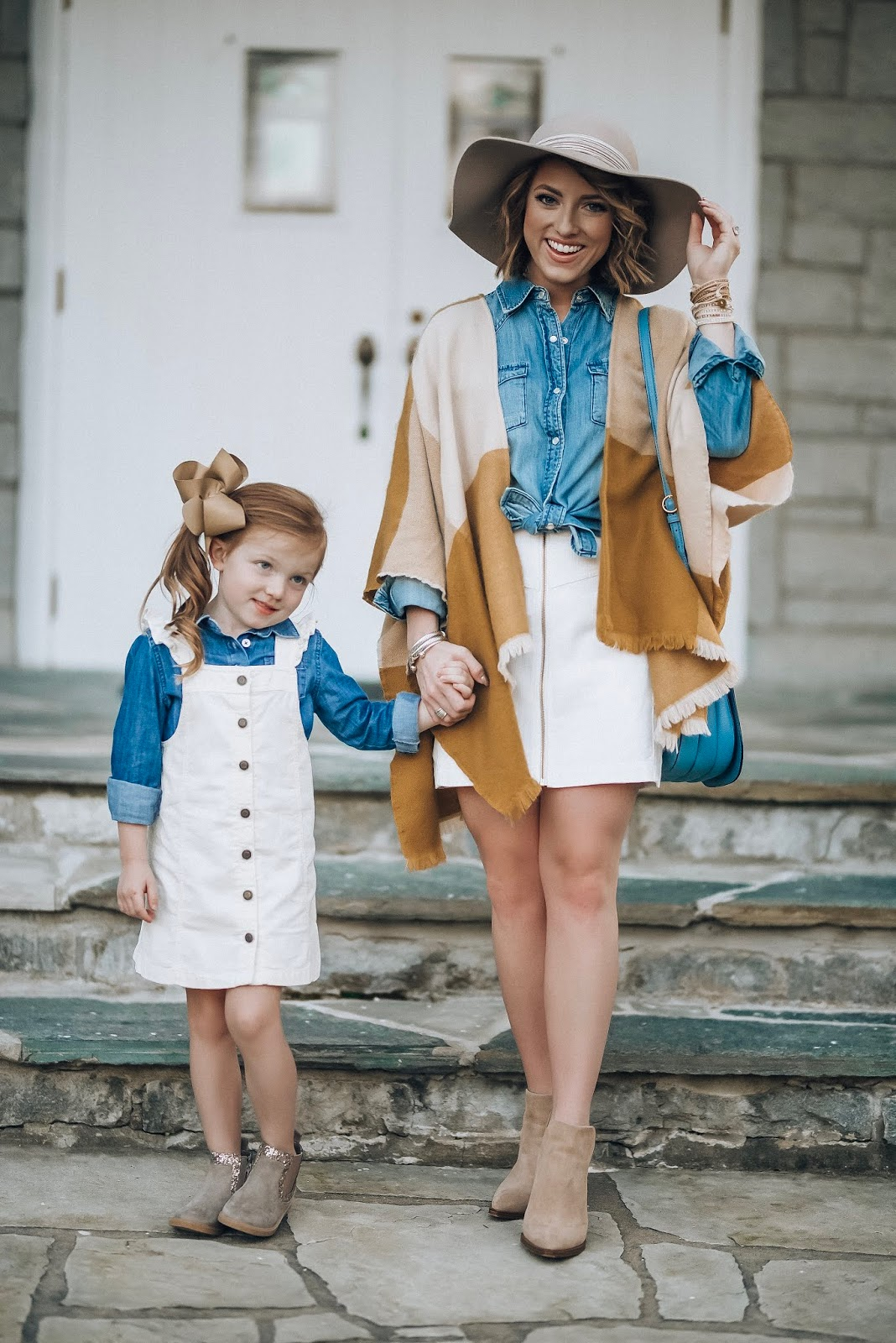 Target Style: Neutrals For Fall - Neutral Fall Looks for both Women and Kids - Something Delightful Blog #fallstyle #targetstyle