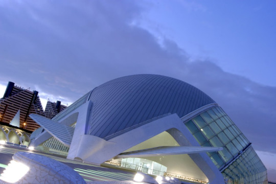 El Hemisfèric acoge la ópera multimedia 'Archimedes', compuesta para ser representada en un planetario