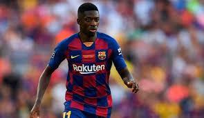 رسمياً ... برشلونة يكشف عن حالة ديمبيلي
