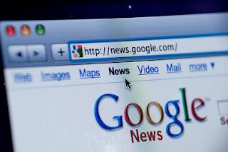 Hírek a Google keresőjében
