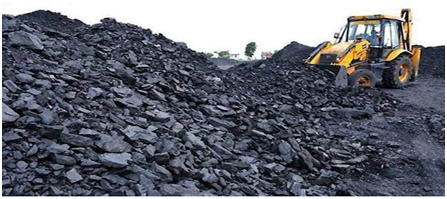 Coal India ltd Q1 update: Revenue 24,938Cr 3.6%