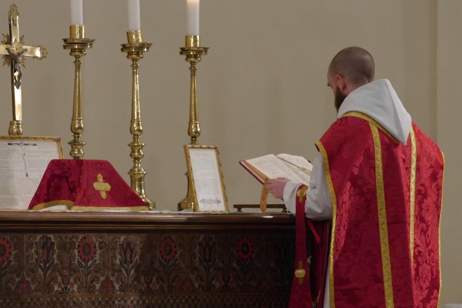 "New Liturgical Movement: ""Convertere, Israël, ad Dominum"