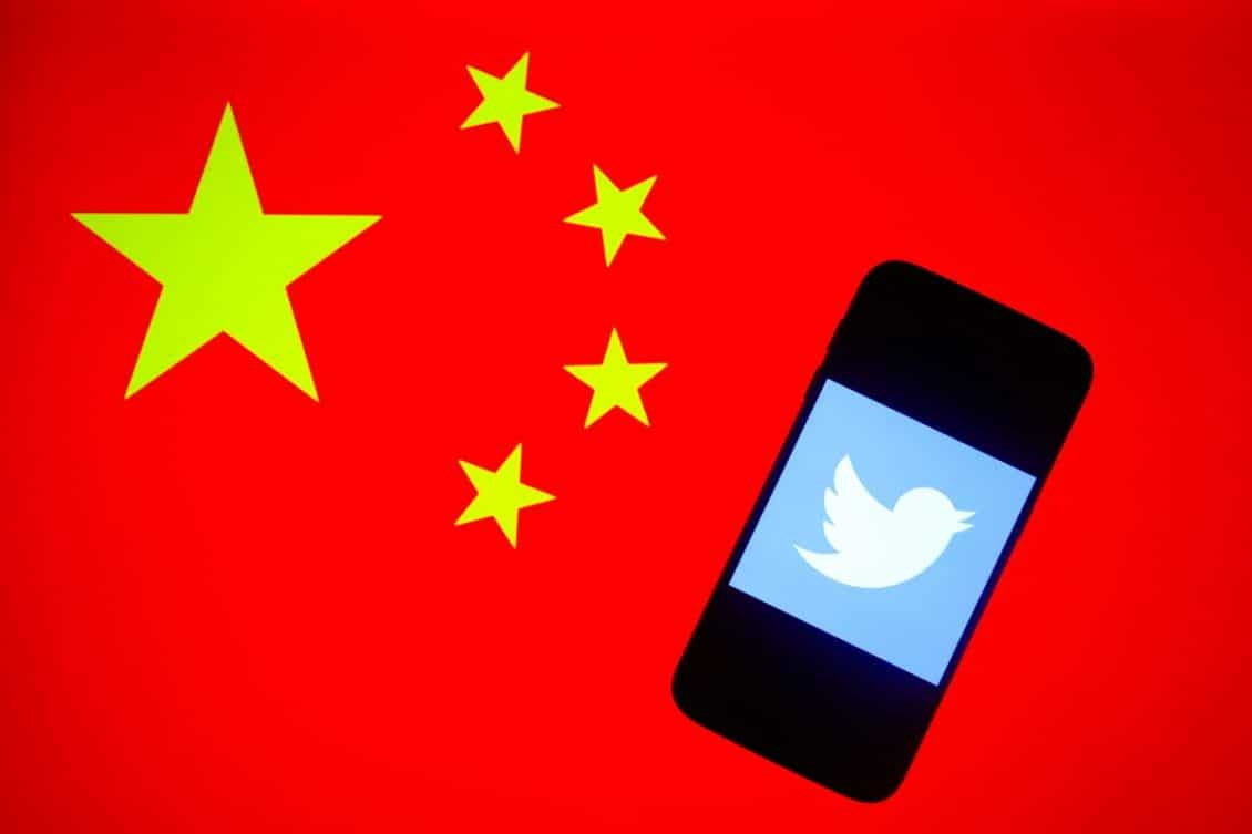 China claims to be a victim, with Twitter demanding that the attackers be removed