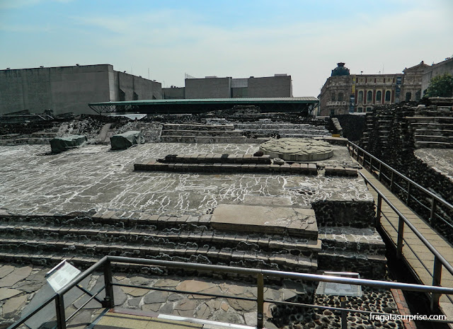 Templo Mayor de Tenochtitlán, Cidade do México