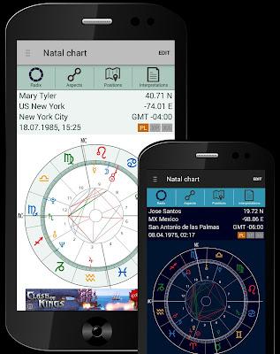 تطبيق Horoscopes Astrology مدفوع للأندرويد - تحميل مباشر