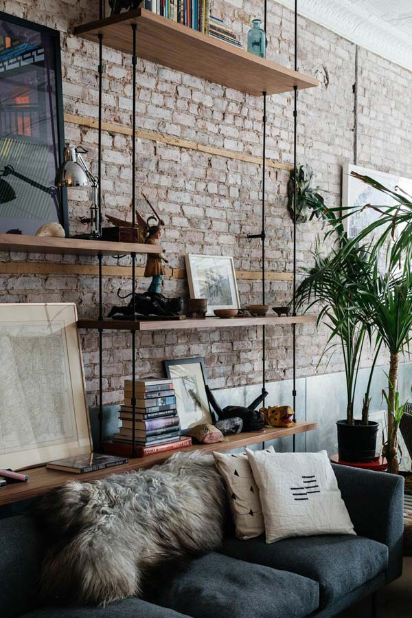 50 Brilliant And Practical Diy Shelving Ideas For Every