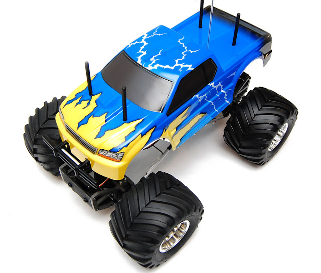 Tamiya TXT-1 rc monster truck build