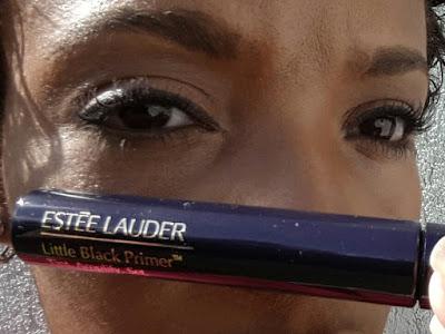 Estee Lauder Little Black Primer demo - www.modenmakeup.com