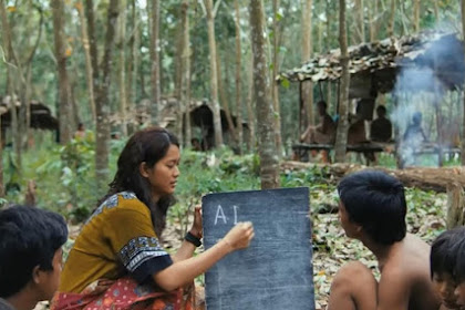 Alasan Film yang Bertemakan Guru Itu Sangat Menginspirasi