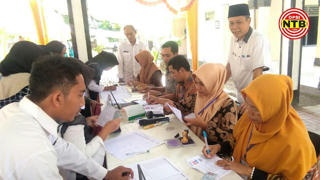 Peserta Tes CPNS Lombok Timur Kedapatan Bawa Jimat. Apa itu?